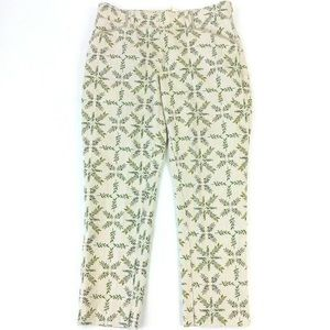 Anthropologie Cartonniere Medallion Charlie Pants